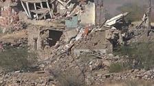 حوثی ملیشیا نے تعز میں نہتے شہریوں کے 14 مکانات دھماکے سے اڑا دیے