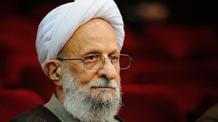 Senior Iranian cleric Mesbah-Yazdi dies