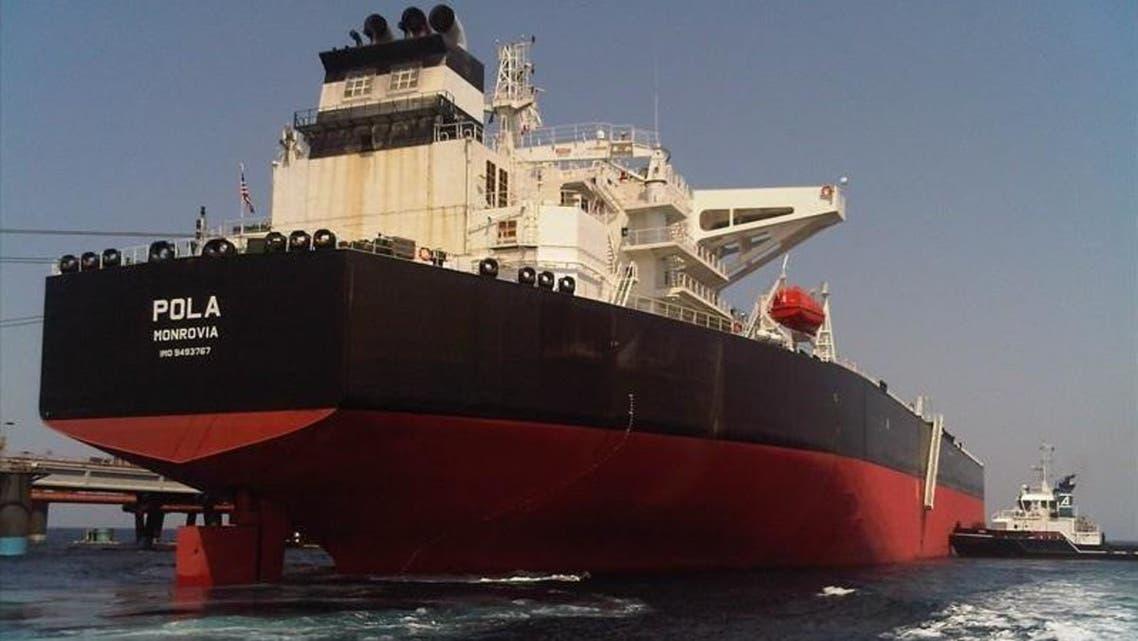 الناقلة النفطية