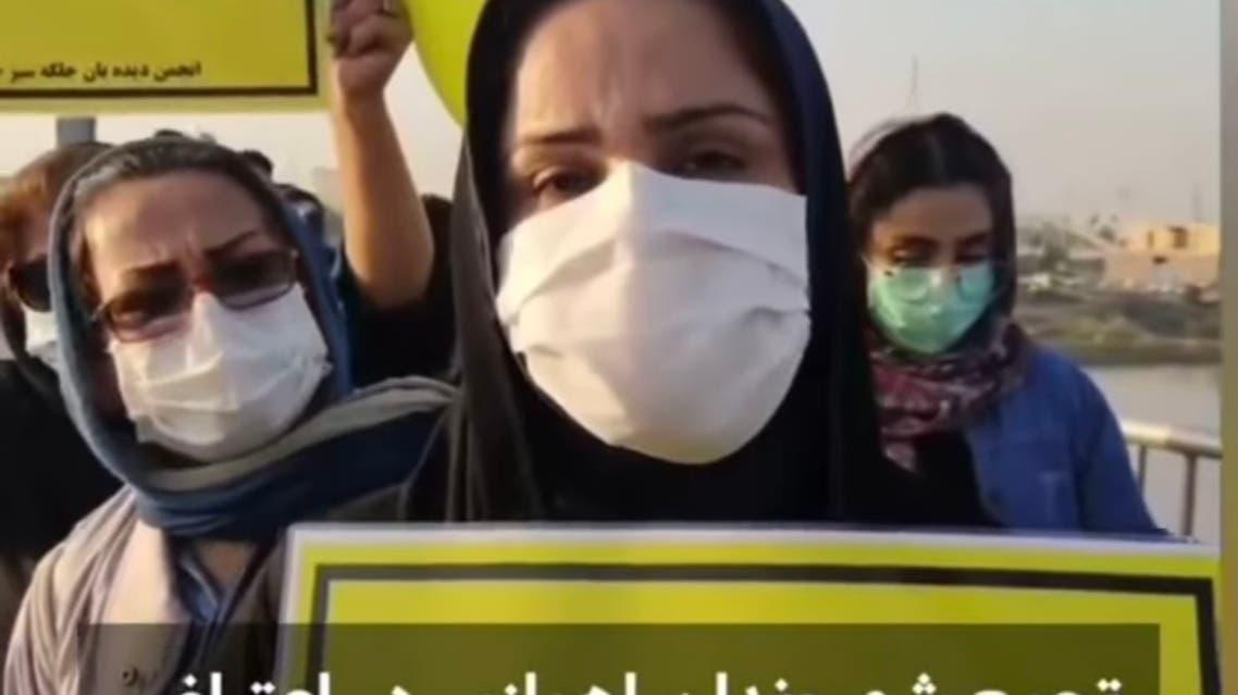 سانسور خبر اعتراض اهوازیها به انتقال آب کارون توسط خبرگزاریهای حکومتی ایران