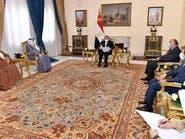 السيسي: نؤكد على ثوابت السياسة المصرية لتحقيق التضامن العربي