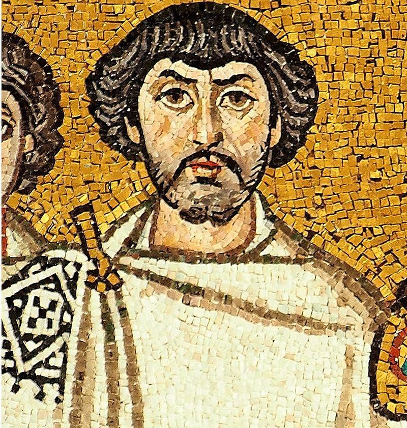 Mosaico de Belicarius