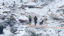 Second body found at site of Norway landslide, eight people still missing