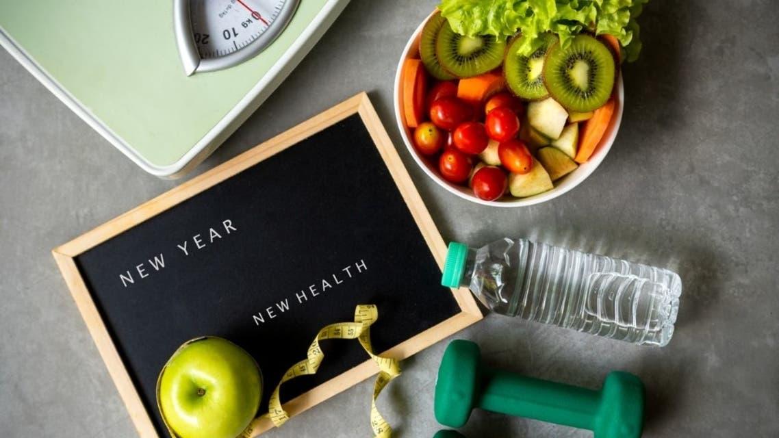 نظام غذائي صحي دايت