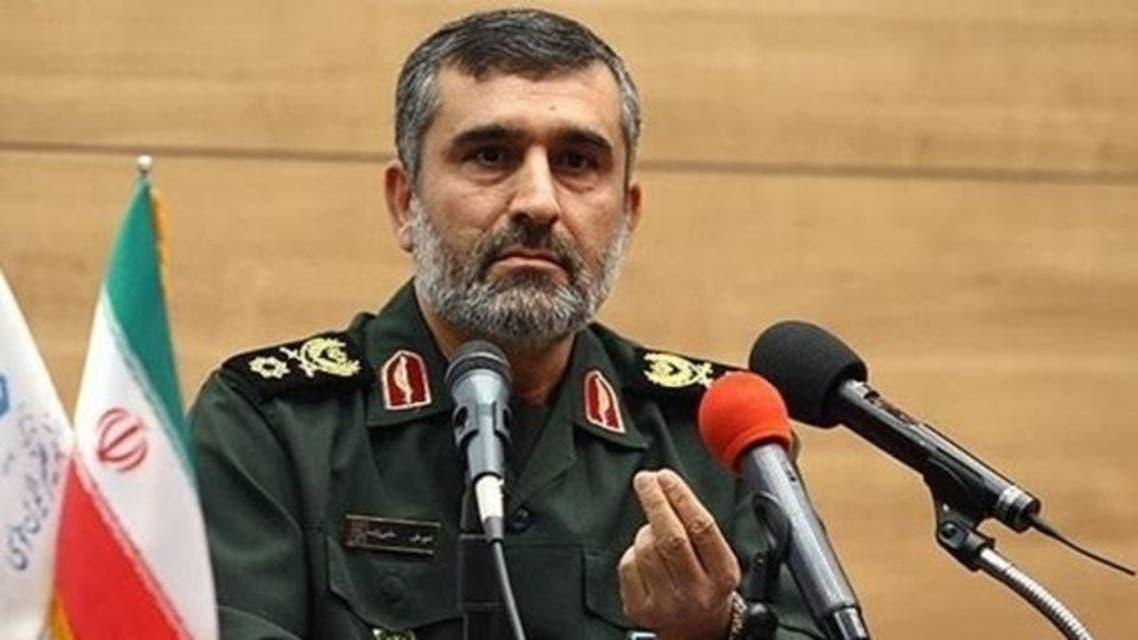 أمير علي حاجي زادة - الحرس الثوري الإيراني