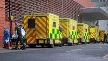 UK reactivates emergency COVID-19 hospitals, closes London primary schools