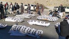 Gunmen kill 11 minority Shia coal miners in southwest Pakistan: Officials