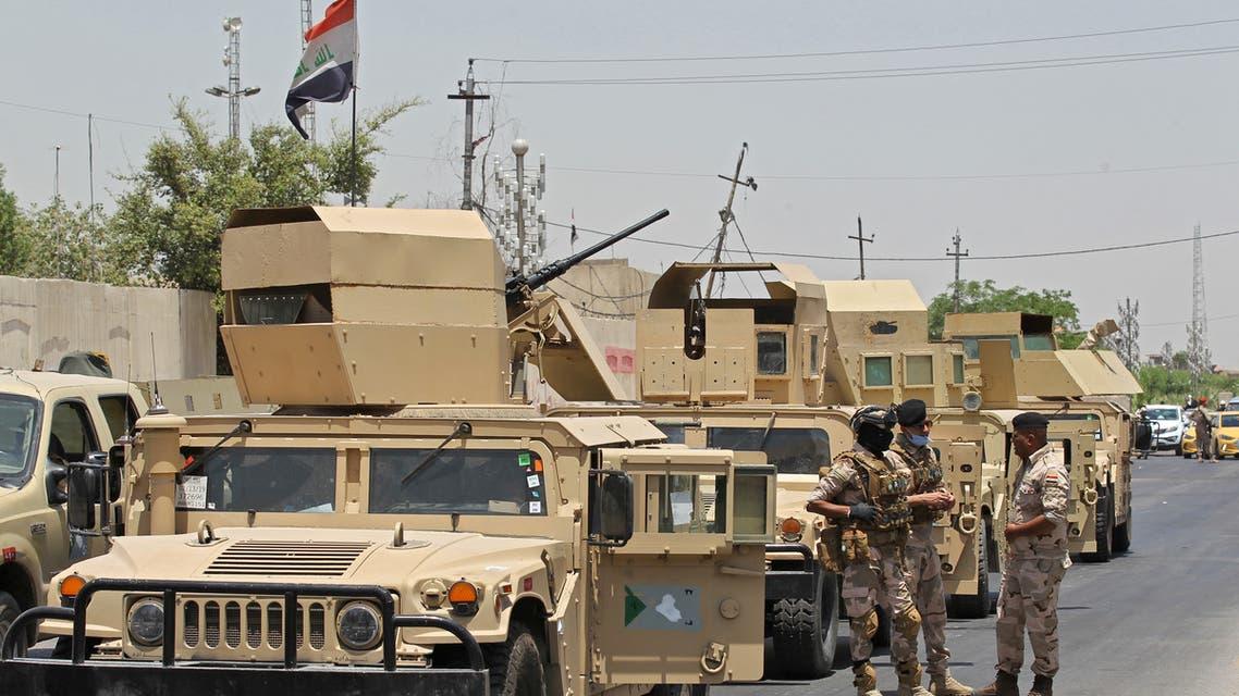 قوات عراقية (أرشيفية- فرانس برس)