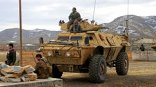 Hundreds of Afghan security personnel flee into Tajikistan as Taliban gains in north
