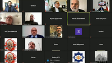 Iran embassy to Turkey's virtual Soleimani memorial trolled by protesters
