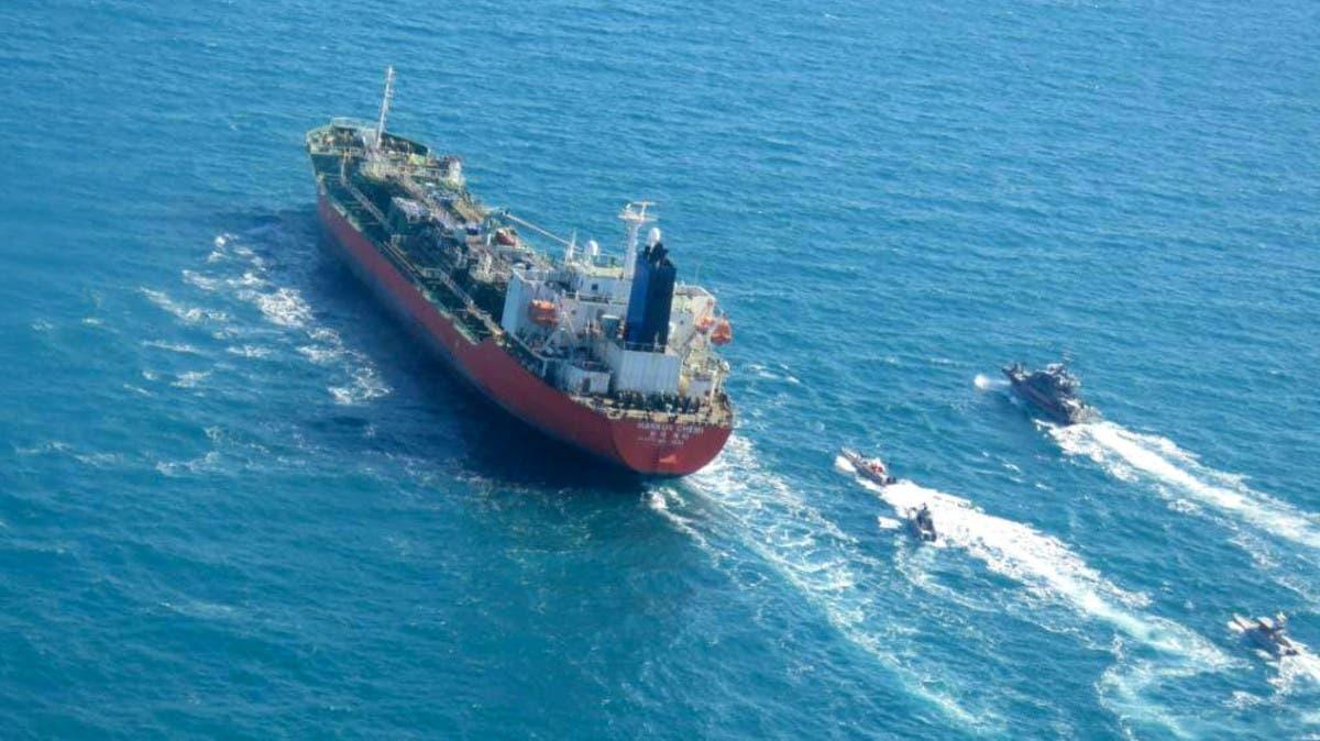 ابتزاز إيران متواصل..طاقم سفينة كوريا الجنوبية لم يغادر