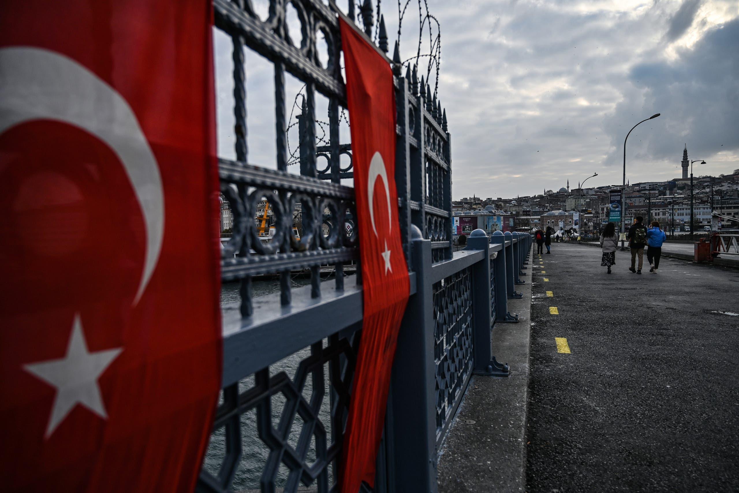 من تركيا (أرشيفية- فرانس برس)