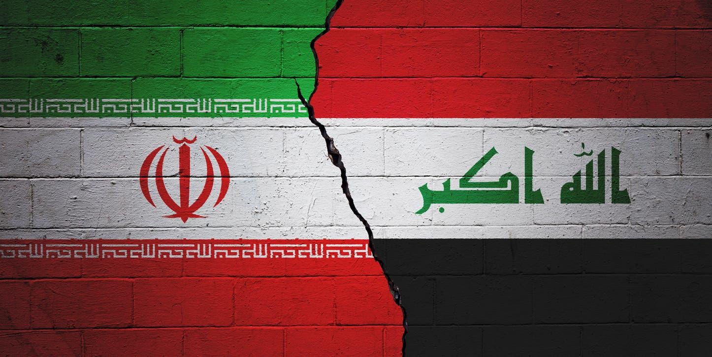 علما العراق وإيران
