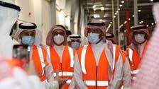 الخريف يؤكد الحرص على توظيف السعوديين في المصانع