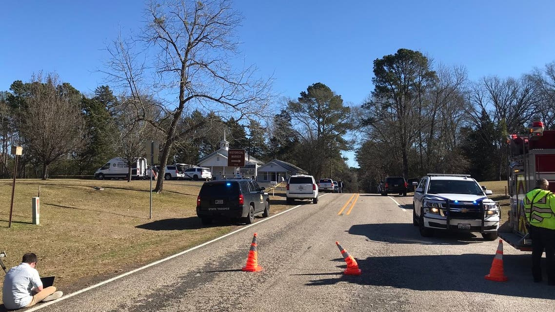 Texas Starrville Methodist Church shooting-twitter