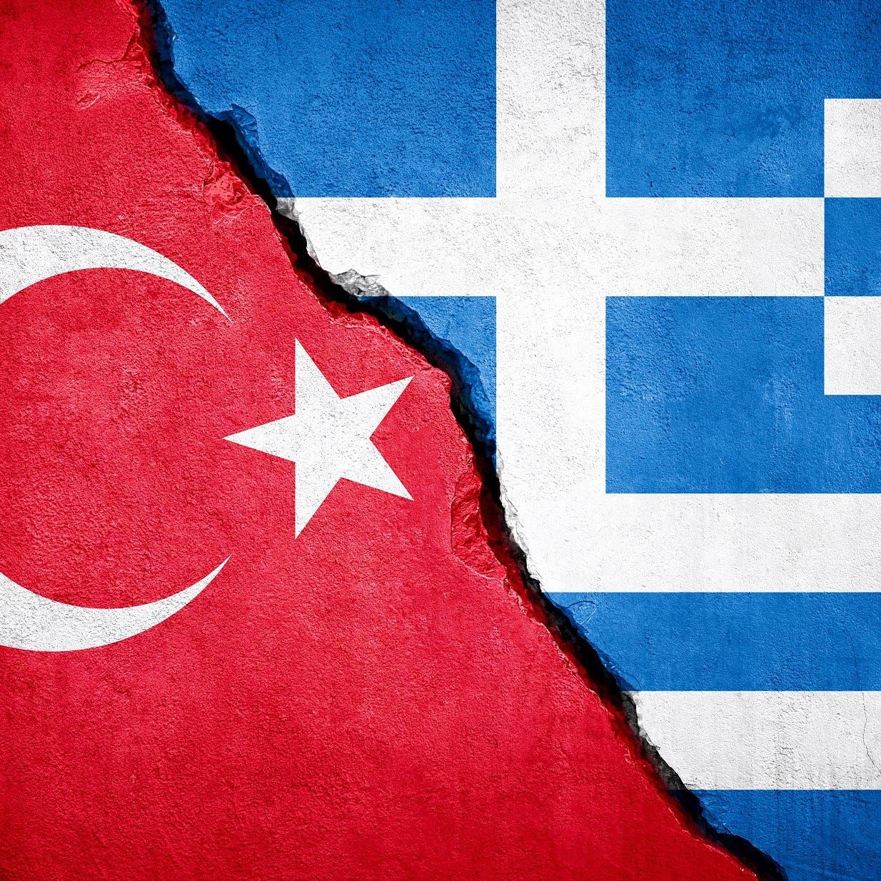 اعتراض مقاتلتين تركيتين إف 16 اخترقتا أجواء اليونان