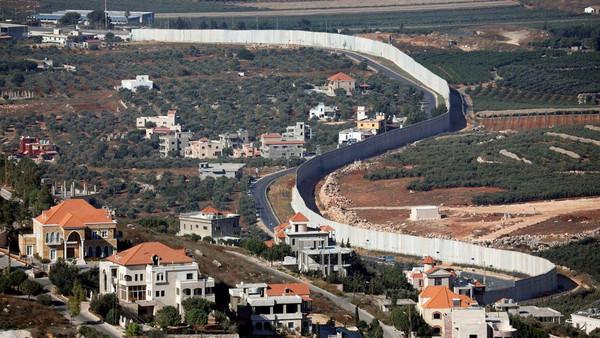 اسرائیل نے لبنان کی سرحد کے قریب نقل وحرکت روک دی