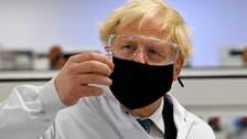UK PM Johnson says world needs a global treaty on pandemics