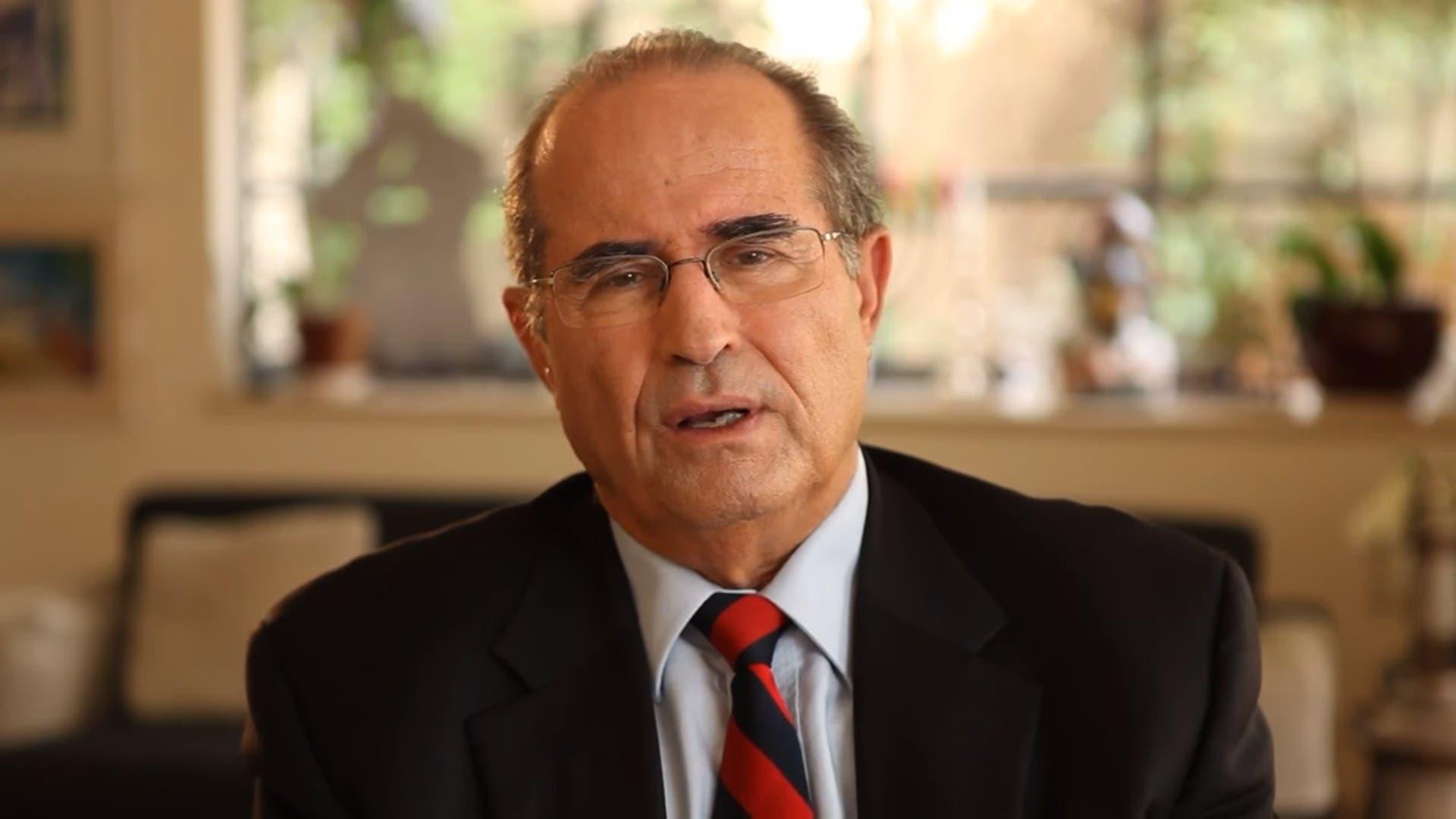 Shabtai Shavit ، مدیر سابق اطلاعات اسرائیل (موساد)