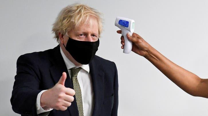 جونسون: الإغلاق في بريطانيا سيرفع تدريجيا بدءا من 8 مارس