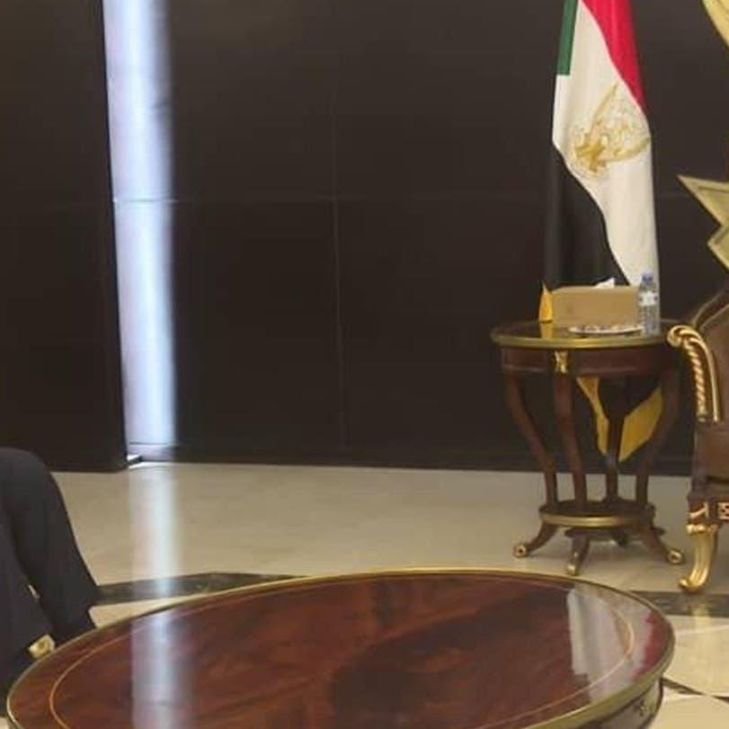 ملفات إقليمية وسد النهضة..مدير مخابرات مصر في السودان