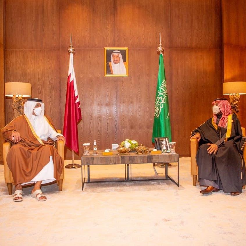 أمير قطر بعد قمة العلا: كلنا أمل بمستقبل أفضل للمنطقة