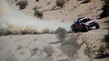 Peterhansel retains Dakar Rally lead as Qatari Al-Attiyah closes gap