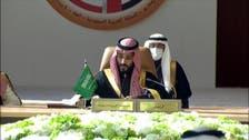 جی سی سی کے رکن ممالک ایران سے لاحق خطرات کے مقابلے میں متحد ہوجائیں:سعودی ولی عہد