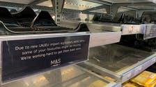 As Brexit bites, salads and sandwiches run out at Paris Marks & Spencer stores