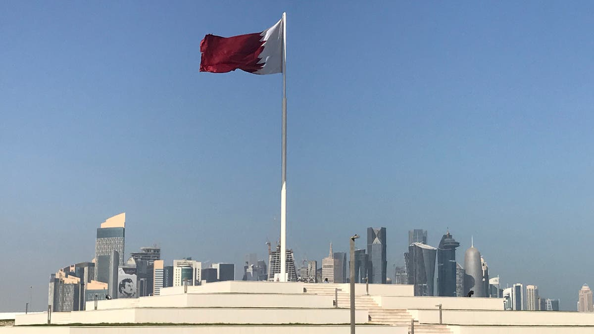 Elated Qataris stream into their 'second country,' Saudi Arabia, after borders reopen thumbnail