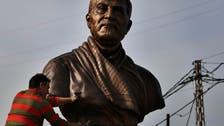 Hezbollah municipality erects Soleimani statue in Beirut suburbs sparking controversy