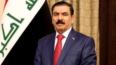 وزير الدفاع العراقي يحذر من جهات تريد جر البلاد لحرب أهلية