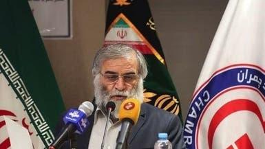 إيران: هناك أدلة جادة على ضلوع إسرائيل باغتيال العالم النووي زاده