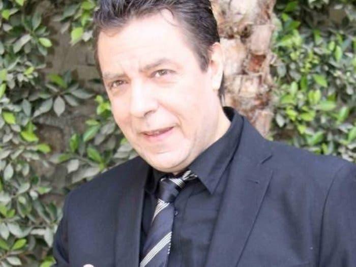 هنرمند فراری هشام عبدالحمید