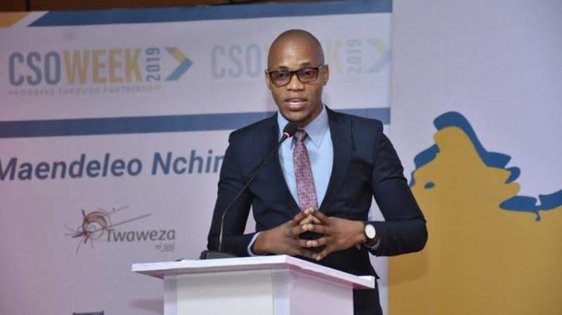 Photo of Tanzanian Human rights activist Tito Magoti. (Twitter)