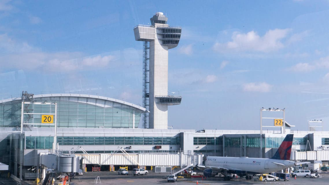 Terminal 4 at JFK International Airport in New York
