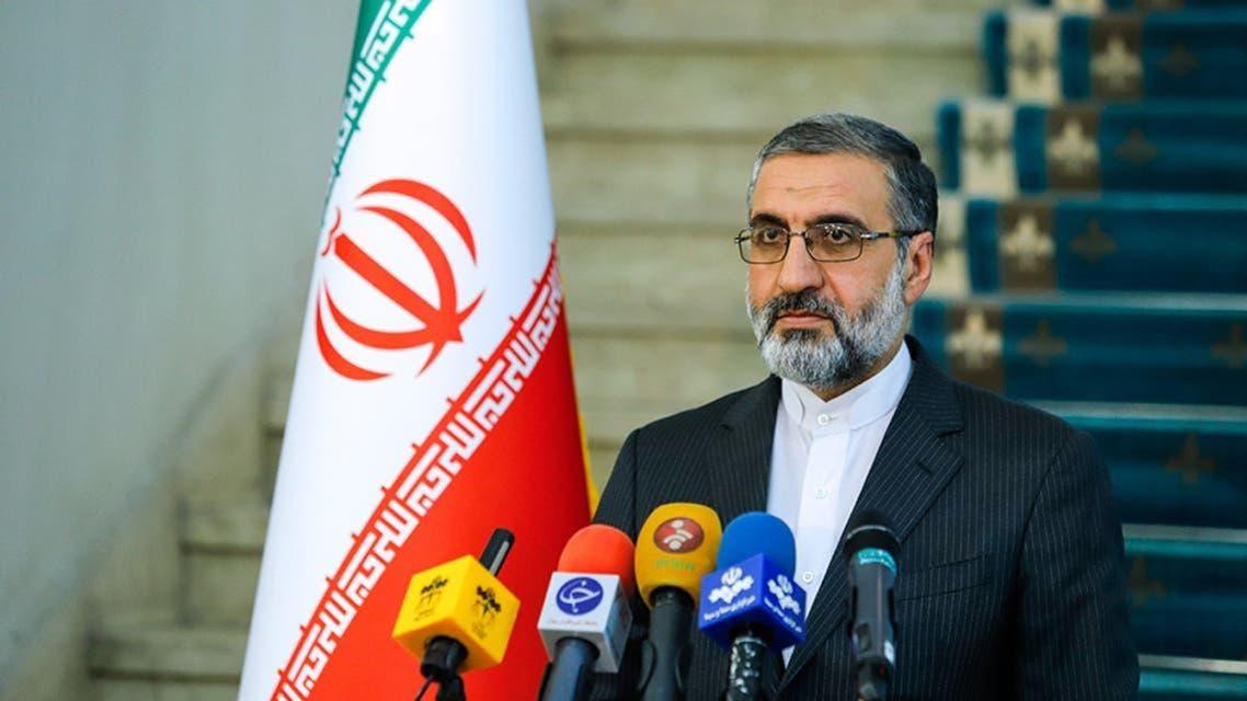 Iran: Gulam Hussian Ismaeil