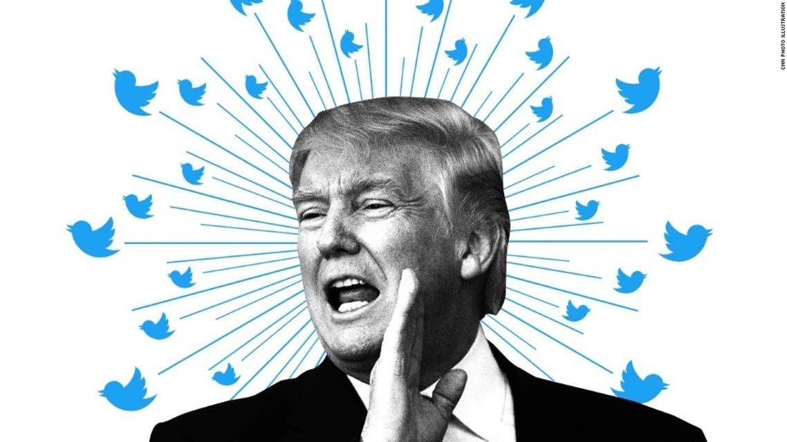 غارة تويترية تهزم ترمب