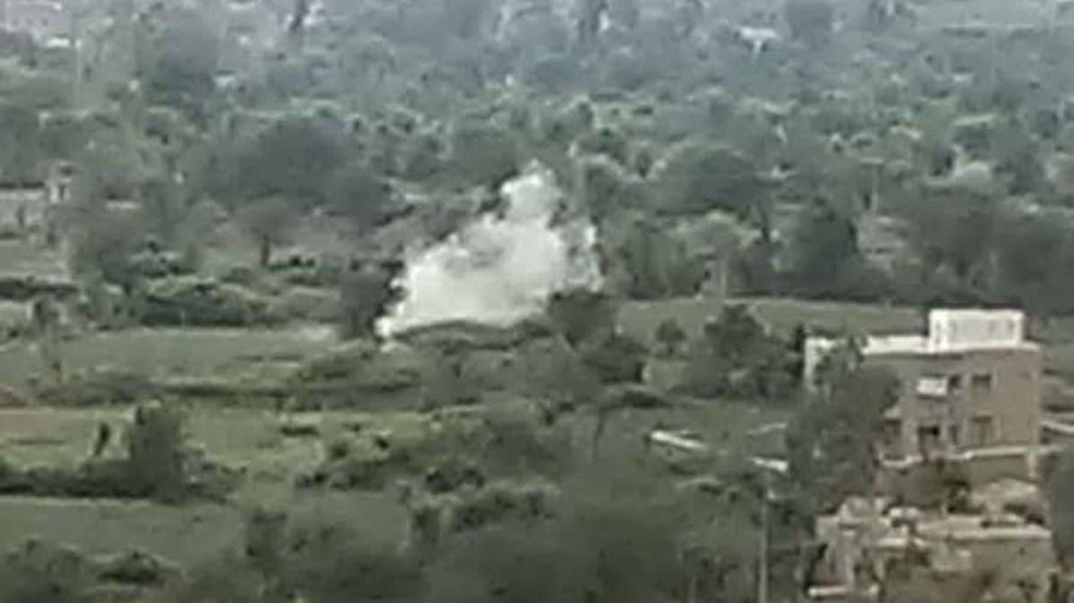 تعز.. مقتل وإصابة 13 مدنيا بقصف حوثي