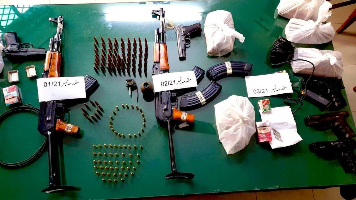 7 terrorists of Sipah-e-Muhammad Pakistan have been arrested in a joint CTD+ISI operation in central Punjab. (Twitter)