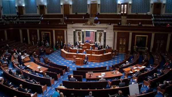 کانگریس نے جوبائیڈن کی جیت کی توثیق کردی ، ٹرمپ کا پہلی مرتبہ اعترافِ شکست