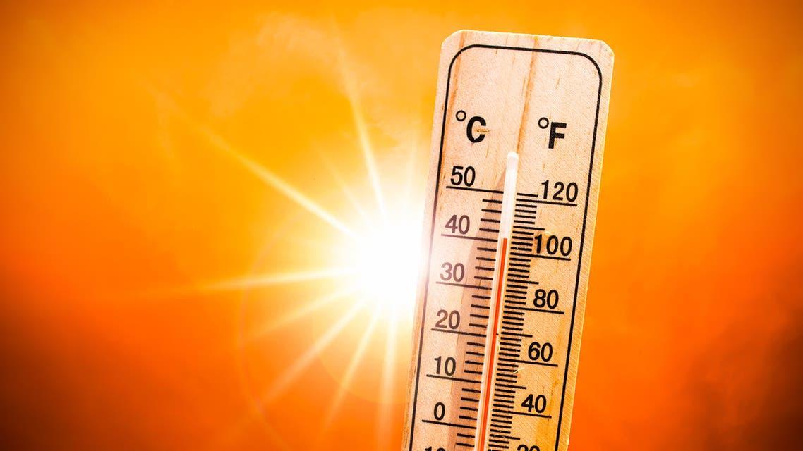 حرارة الصيف الشمس