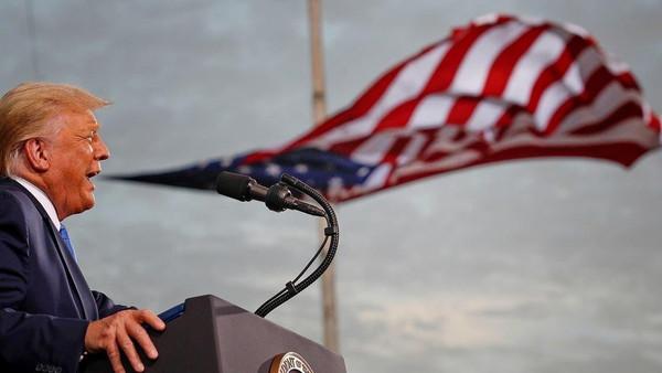 ٹرمپ کا 20 جنوری کو اقتدار نو منتخب صدر کے سپرد کرنے کا اعلان