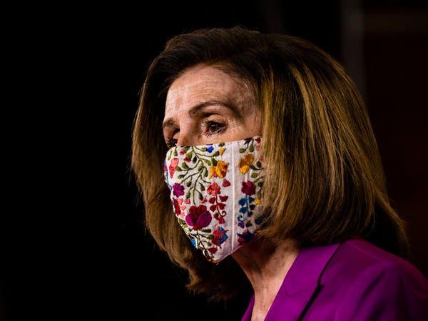 """بيلوسي: الكونغرس """"سيتحرك"""" إذا لم يتنحَ ترمب طوعاً"""