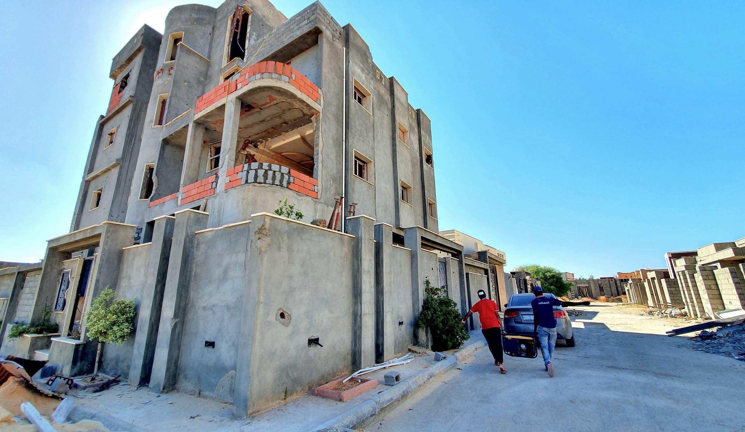 من ليبيا (أرشيفية- فرانس برس)