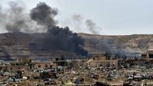 شام :حمص میں تیل اور گیس کی تنصیبات کے نزدیک دھماکوں کے بعد آتش زدگی