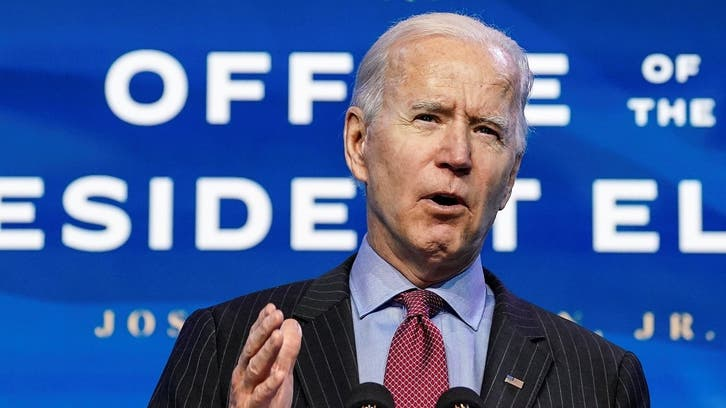 Biden says Trump impeachment is for US Congress to decide