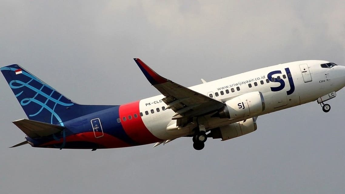 Sriwijaya Air Flight 182 lost contact with Indonesia's aviation authorities shortly after taking off. (Twitter)