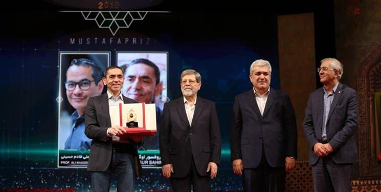 شاهين مكرما في طهران