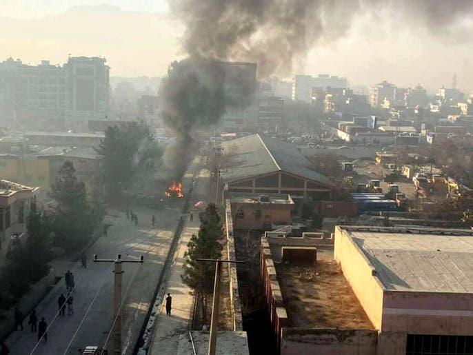 انفجار ماین مغناطیسی در کابل سه کشته و یک زخمی برجای گذاشت